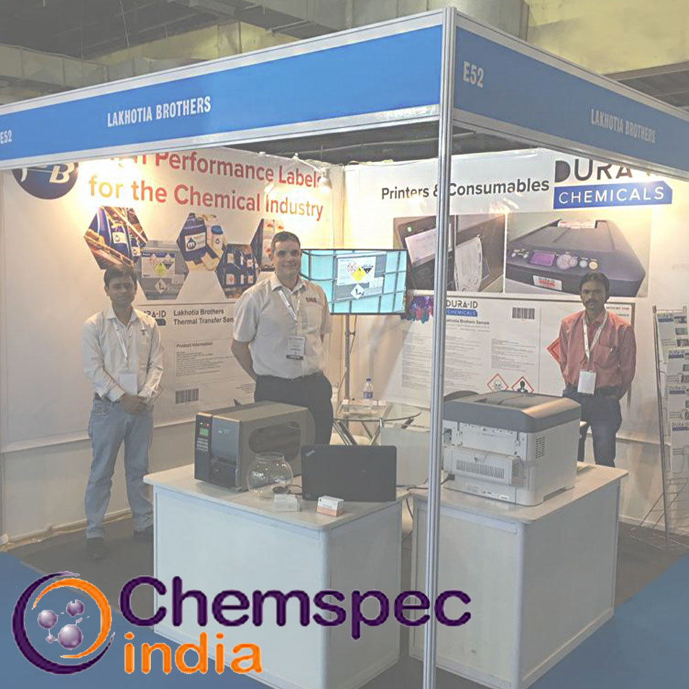 Image of Chemspec 2019 show for the chemical market in India