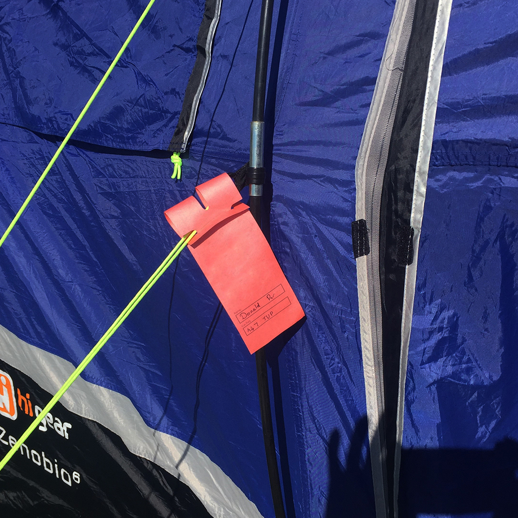 Lowis Ltd's Coloured Tent Tags are a Real Hit thumbnail