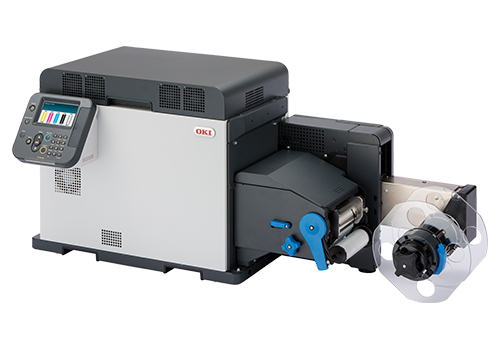 OKI pro 10 series roll-format full colour laser printer